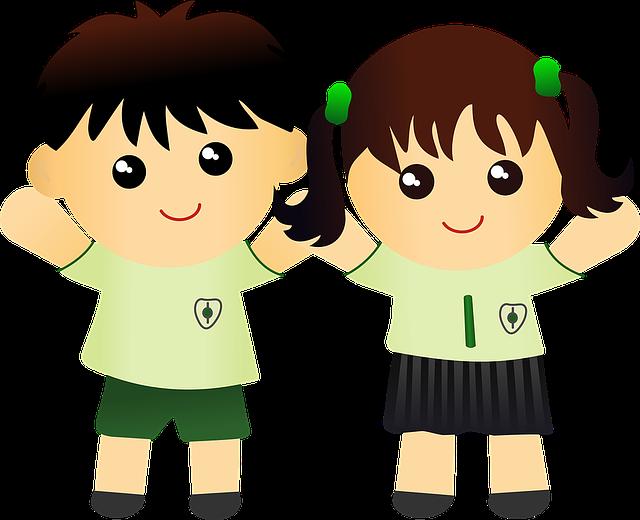 幼稚園の制服採寸サイズの目安