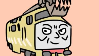 きかんしゃトーマス ディーゼル機関車