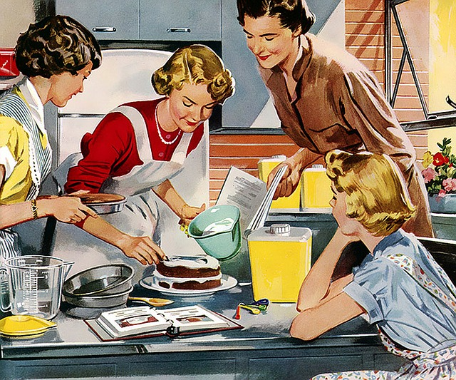主婦のスケジュール