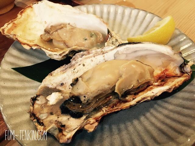 宮島の子連れランチにみやじま食堂 焼き牡蠣
